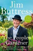 Buttress  Jim-People`S Gardener  BOOKH NEU