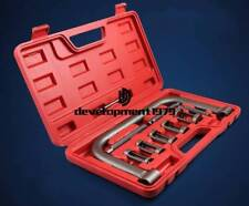 Spring Compressor Pusher Removal Tool C Clamp With Thread Posts Engine Valve
