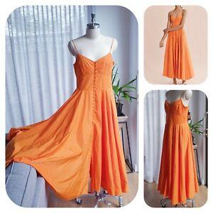 BNWT COUNTRY ROAD Maxi Dress, size 14 L womens | Button Maxi Mango dress RRP$249
