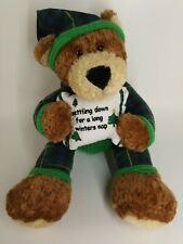 First Main Plush Teddy Bear Sleepyhead Biff XS4205