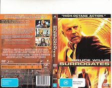 Surrogates-2009-Bruce Willis-Movie-DVD
