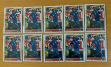 🔥⚽️  (10) LOT 2018-19 Donruss Soccer OPTIC #198 Timothy Weah USA Rookie ⚽️🔥