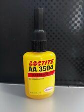 Loctite 3504 UV Klebstoff zusätzliche UV Aushärtung 50 ml