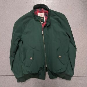 Baracuta x Oi Polloi - British Racing Green G9 Harrington Jacket - Large