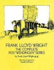 Frank Lloyd Wright Complete 1925 Wendingen Series(1992)