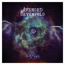 AVENGED SEVENFOLD - THE STAGE - CD SIGILLATO 2016 JEWELCASE