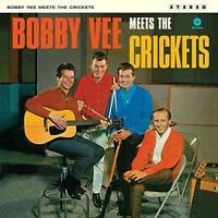 Vee- Bobby	Meets The Crickets + 2 Bonus Tracks (New Vinyl)