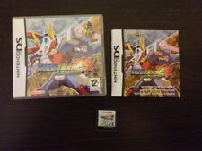 Megaman ZX Advent Mega Man Nintendo DS PAL ESPAÑOL