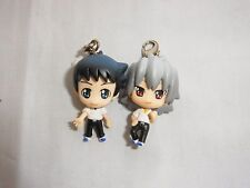 Evangelion Key-chains Shinji Ikari & Kaworu Nagisa Completed set