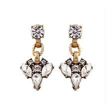 Crystal Dangling Fashion Earring(SKU-8488)