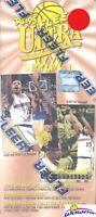1994/95 Ultra Basketball Series 1 MASSIVE Sealed JUMBO FAT 36 Pack Box- 612 Card
