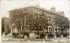 Cliftonville, Margate. Mansfield College.