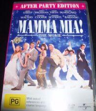 Mamma Mia The Movie After Party Edition (Australia Region 4) DVD – Like New