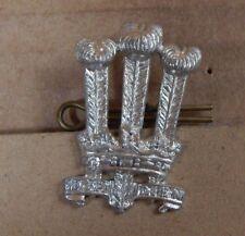 Welsh Brigade Collar Badge   Staybrite Anodised 1980's