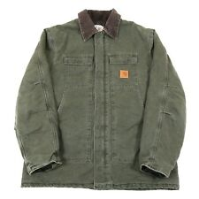 CARHARTT Quilted Chore Coat | Men's XL | Jacket Work Wear Canvas Duck Vintage