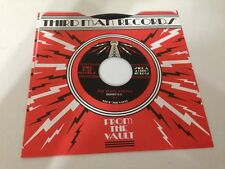 "White Stripes Signed D.C/I've Been 7"" Vinyl Record non lp Third Man Vault 8 jack"