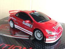 Nikko 1:24 RC Remote Control Sport Car - Peugeot 307 WRC
