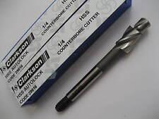 "1/4 ""x 13/32"" HSS 3 FLT lamatura Tool 1512010250 29016 Europa / Clarkson # 53"