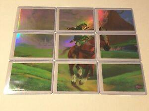 Complete Foil Puzzle - 2016 Legend of Zelda Enterplay Trading Cards - Nintendo