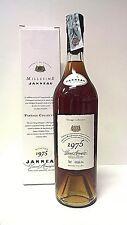 ARMAGNAC JANNEAU 1975  VINTAGE COLLECTION CON BOX CL 70 43% VOL