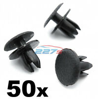 50x Toyota & Lexus Interior Trim Panel, Trunk, Boot & Upholstery Lining Clips