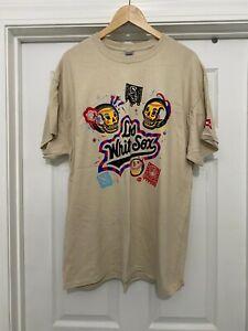 Chicago White Sox (Los White Sox) SGA T-Shirt 9/16/2021 XL
