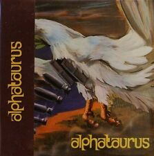 Alphataurus-same Italian prog psych mini lp cd