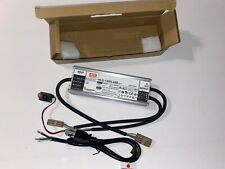 Mean Well HLG-120H-48B w/ Dimmer & Cord Great for Quantum Board QB288 LED AC/DC