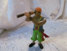 """Pirate Fantasy Action Figure 3.75"""" Early Learning Center ELC Using Telescope"""
