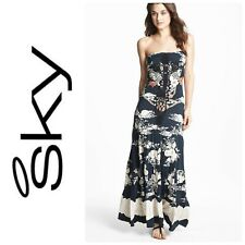 Sky Clothing Gorgeous Embroidered Mermaid Dress