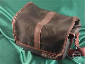 Rare Branded Helios Soft Camera Case - Good Condition