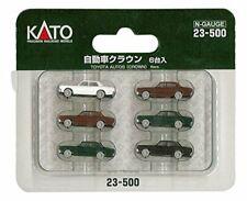 Kato N Scale Railway Model Supplies 23-500 Toyota Autos Crown Japan A98841