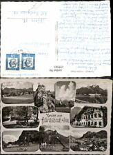 195583,Gruß aus Flintsbach a. Inn Totale Freibad Rutsche Kapelle Hausansicht Meh