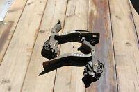 1949 49 Buick Special Super Rear Trunk Lid Hinge Spring Set Pair Rat Rod Hot Rod