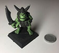 """Warhammer Orc big /""""uns Multi-listing puissant orc champions"""