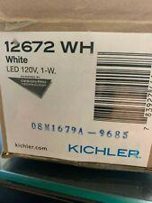 Kichler Lighting-12672WH LED Step Stair Lights White