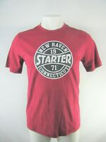 New Haven Connecticut Red T Shirt by Starter