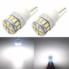 JDM ASTAR Subaru LED License Plate Light T10 Super White LED Bulb 194 168