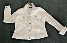 Cotton Denim Jacket Solid Coats, Jackets & Vests for Women