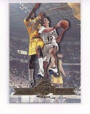 1996 PRESS PASS BASKETBALL BASE SERIES GOLD RYAN MINOR #25