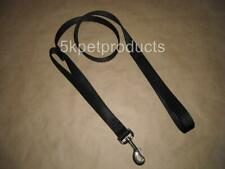 Traffic Handle Leash 4 Ft & 6 Ft Dog Leash Two Handle Leash Heavy Weight Nylon