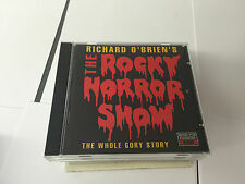 London Cast Rocky Horror Show Richard O'Brien Cd Mint Tim McInnerny 094632181121