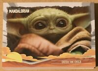 2020 Topps Star Wars MANDALORIAN Journey Of The Child 30-Card Base Set *********