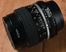 Nikon 55mm f/2.8 Micro Macro Close-Up Manual Focus AIS Prime Lens MINT Unit