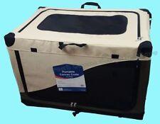Canvas Dog Soft-Sided Travel Crates