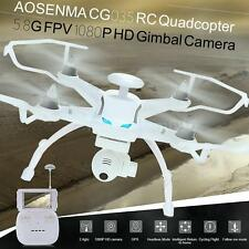 AOSENMA CG035 Double GPS 5.8G FPV RC RTF Drone with 1080P HD Gimbal Camera U4T8