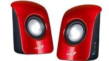 Ess28379 Speaker Genius Sp-u115 Rot