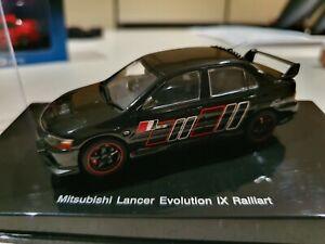 Autoart Die Cast Mitsubishi Lancer Evolution IX 9 Ralliart 1:43 Evo 1/43 art