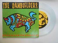 THE DAMBUILDERS : CANDY GUTS SHRINE *COLORED* ♦ 45 TOURS PORT GRATUIT ♦