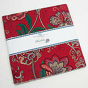 """Charlotte by Michelle Yeo for Penny Rose (42) 10"""" Squares Stacker Layer Cake"""